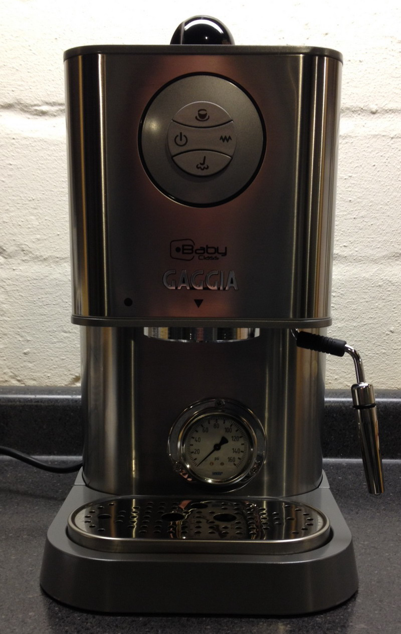 CoffeeGeek - Espresso: Espresso Mods and Restorations, Gaggia Baby ...